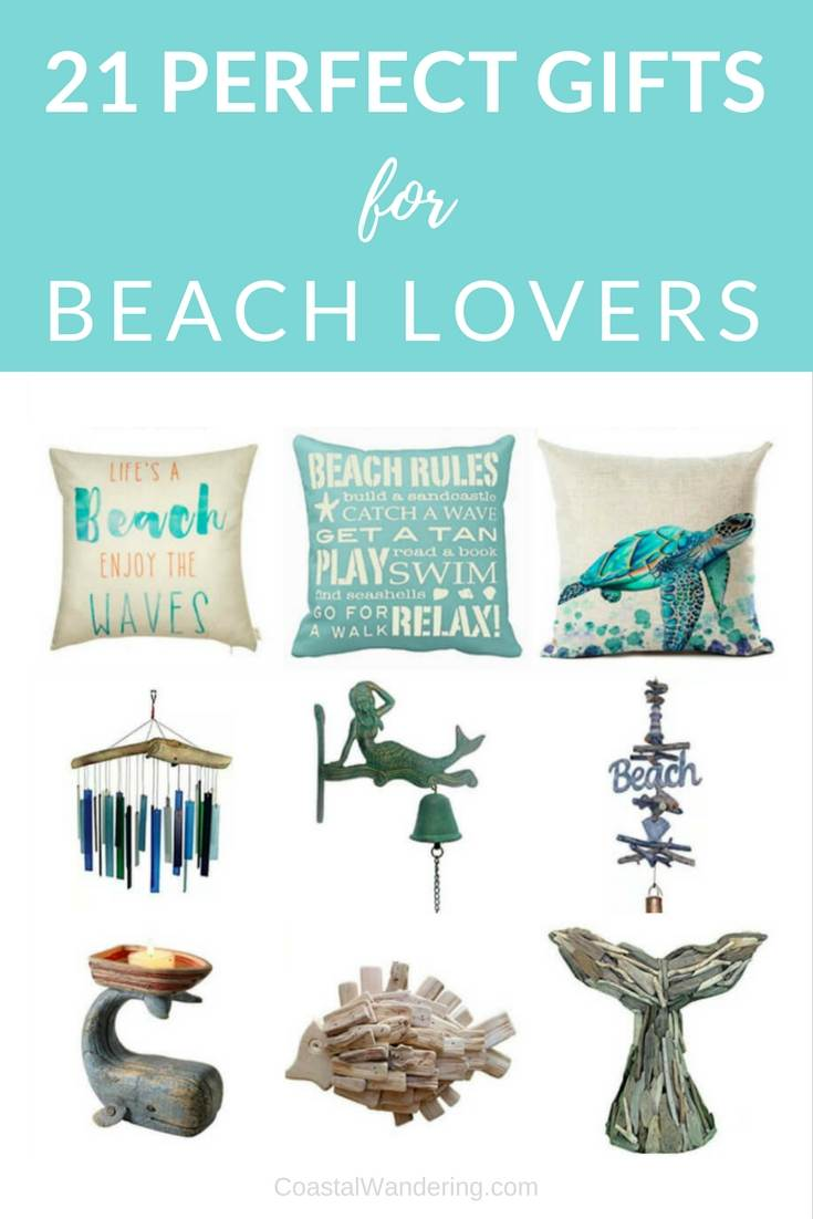 21 Perfect Gifts for People Who love The Beach