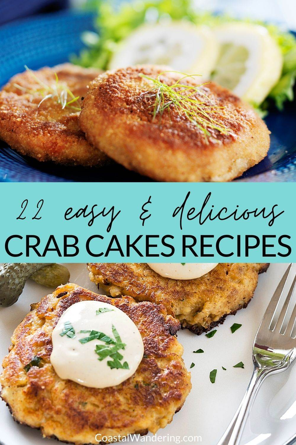 22 Easy Crab Cake Recipes Take You Back To The Beach