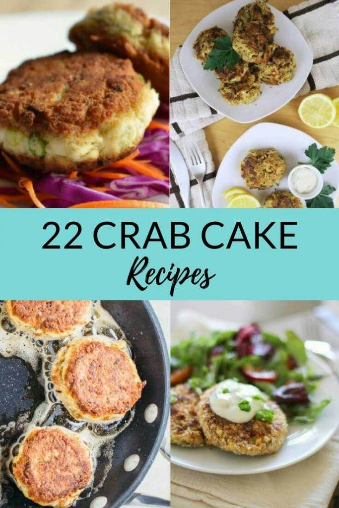 22 crab cake recipes