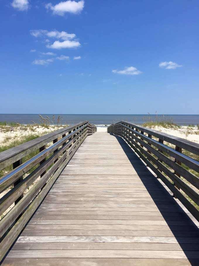 Jekyll Island Beach Address