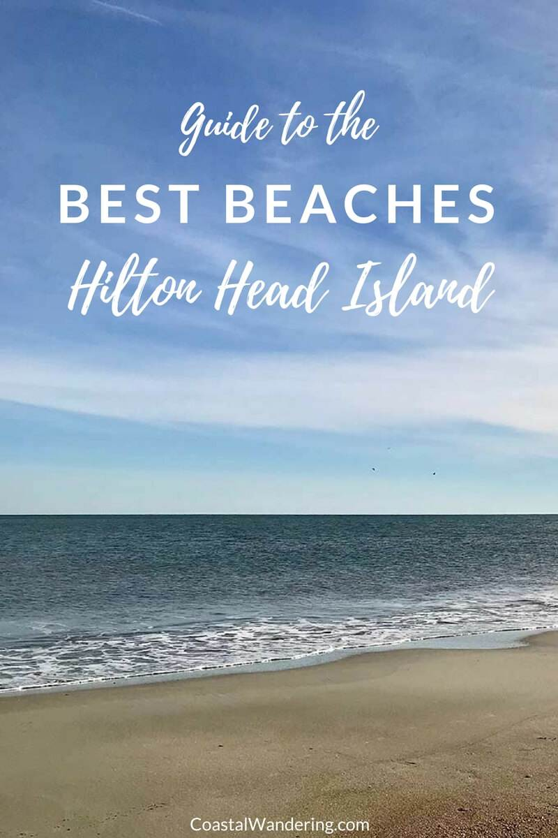 Hilton Head beaches, Hilton Head Island, South Carolina