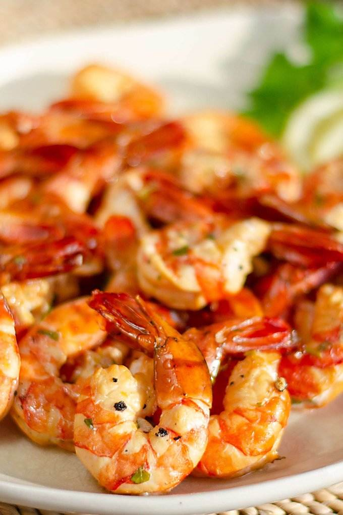 Smoked Shrimp | 35 Easy & Delicious Shrimp Recipes