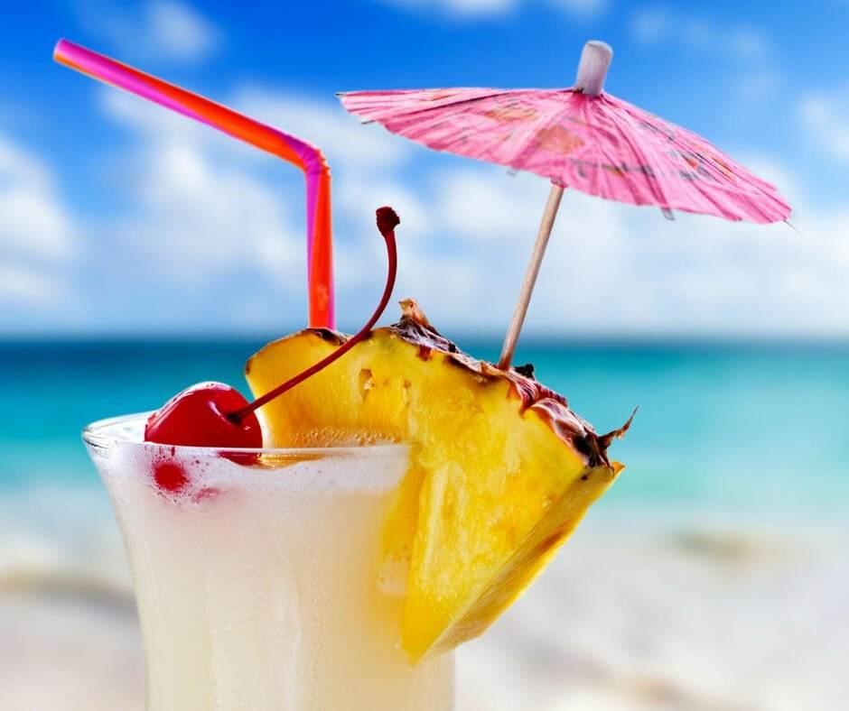 20 Frozen Tropical Drinks That Feel Like You're On