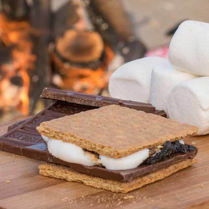 21 Creative S'mores Recipes for Summer All Year