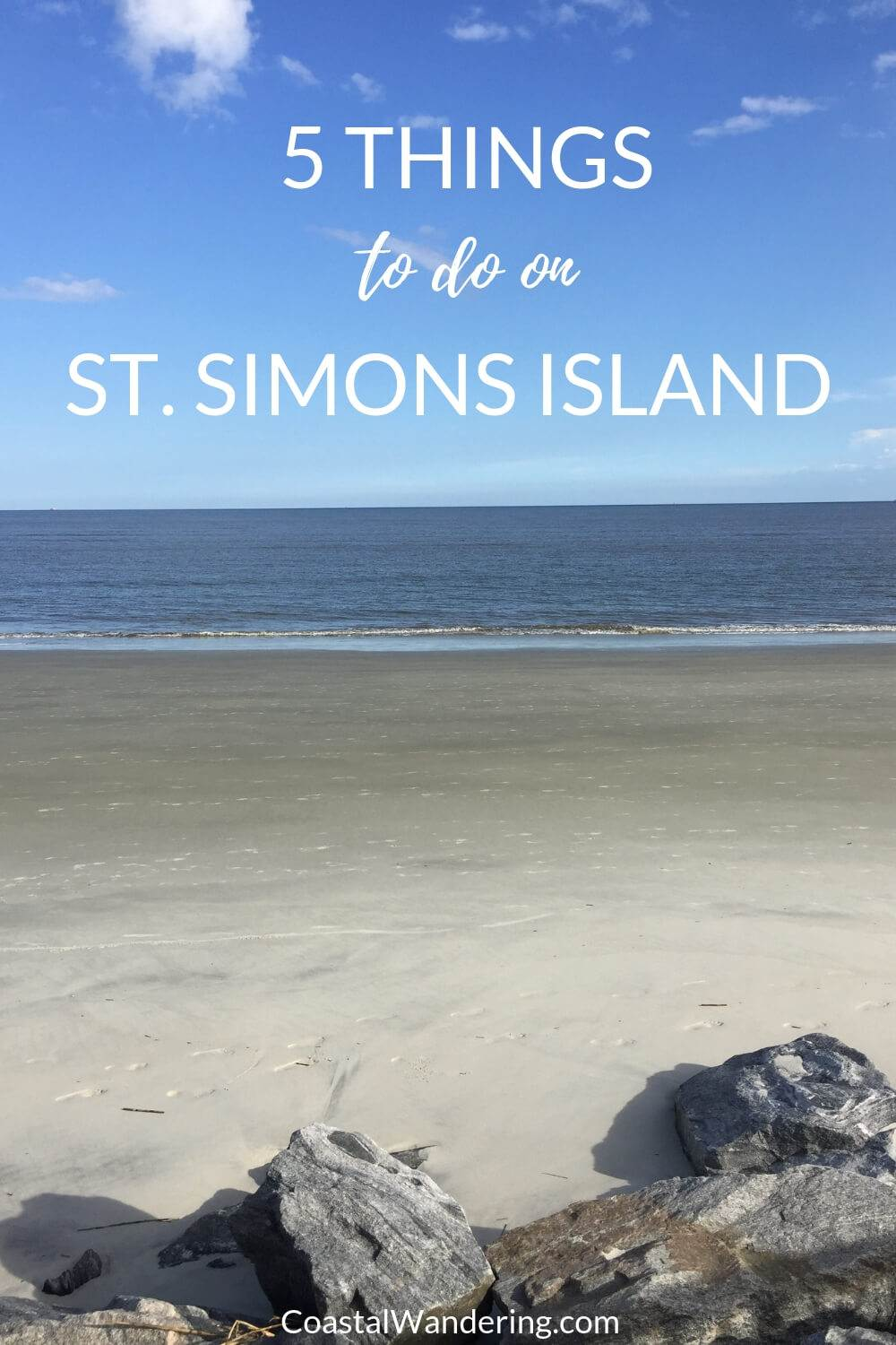 5 things to do on St. Simons Island, Georgia Golden Isles - Coastal Wandering
