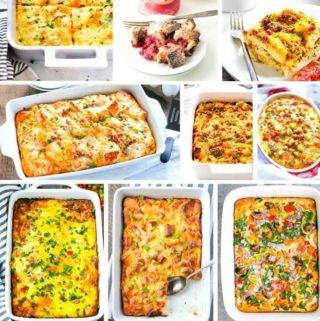 Breakfast casseroles