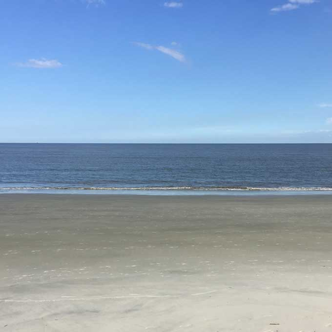 St. Simons Island Beach - 5 things to do on St. Simons Island, Georgia Golden Isles - Coastal Wandering
