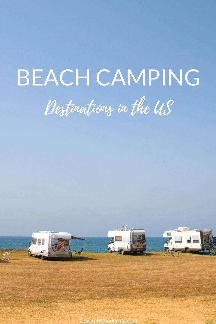 21 Amazing Beach Camping Destinations in the Southeast