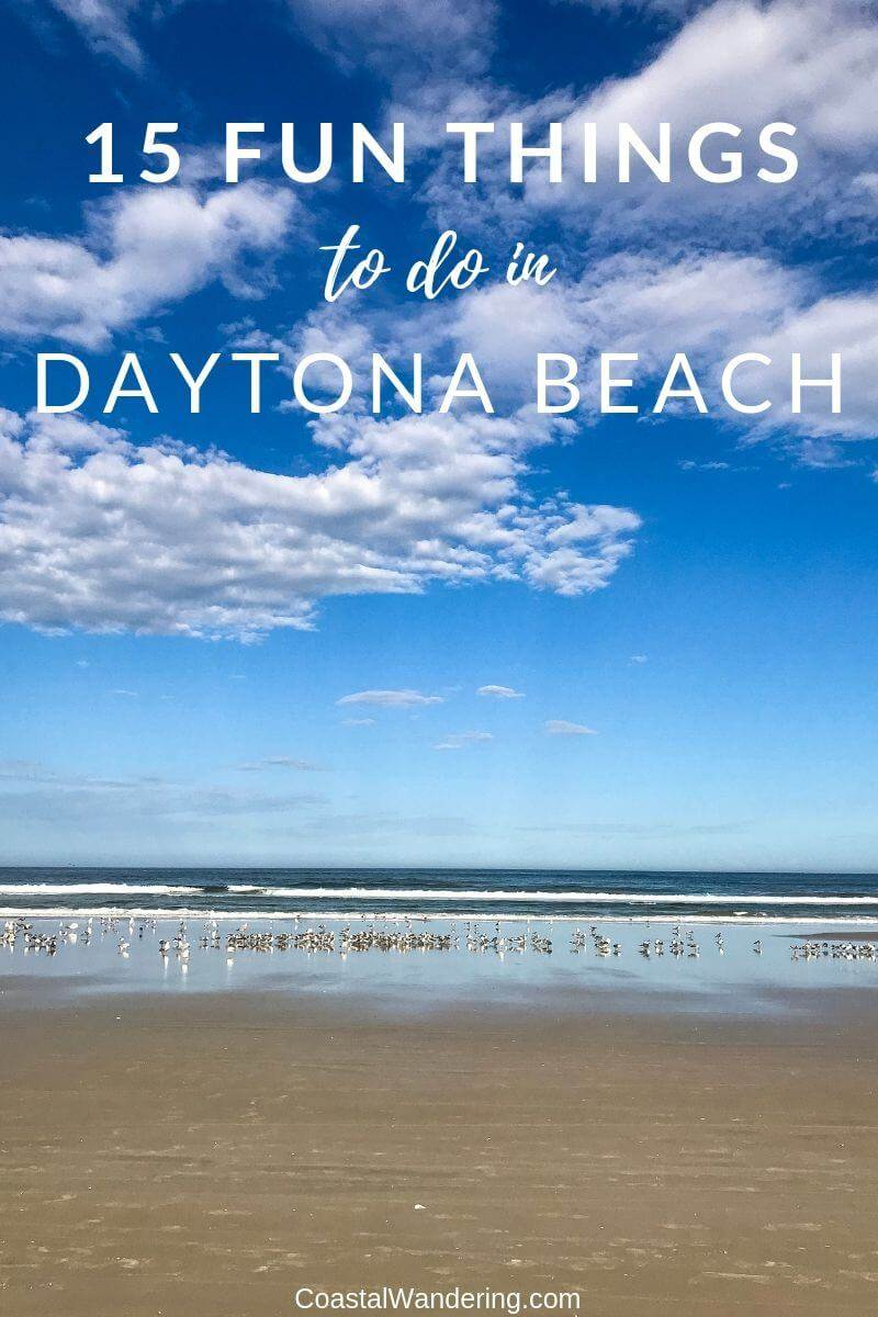 15 Fun Things to do in Daytona Beach