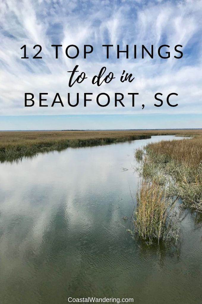 Top things to do in Beaufort SC