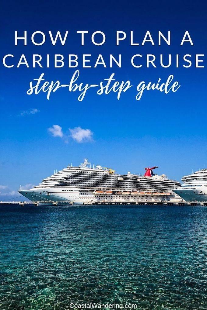 How To Plan A Caribbean Cruise - Coastal Wandering