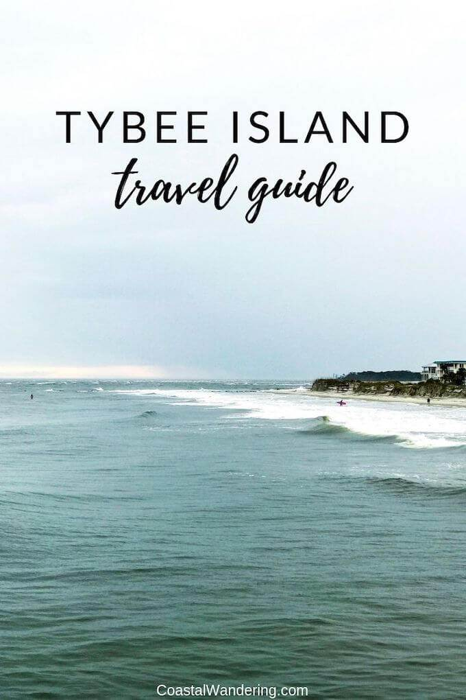 Travel guide for Tybee Island beaches and attractions