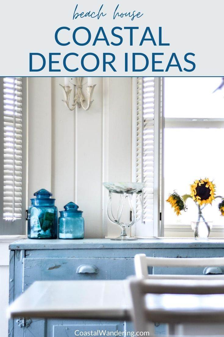 21 Elegant Coastal Decor Ideas For Your Home