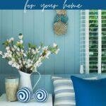 21 elegant coastal decor ideas for your home