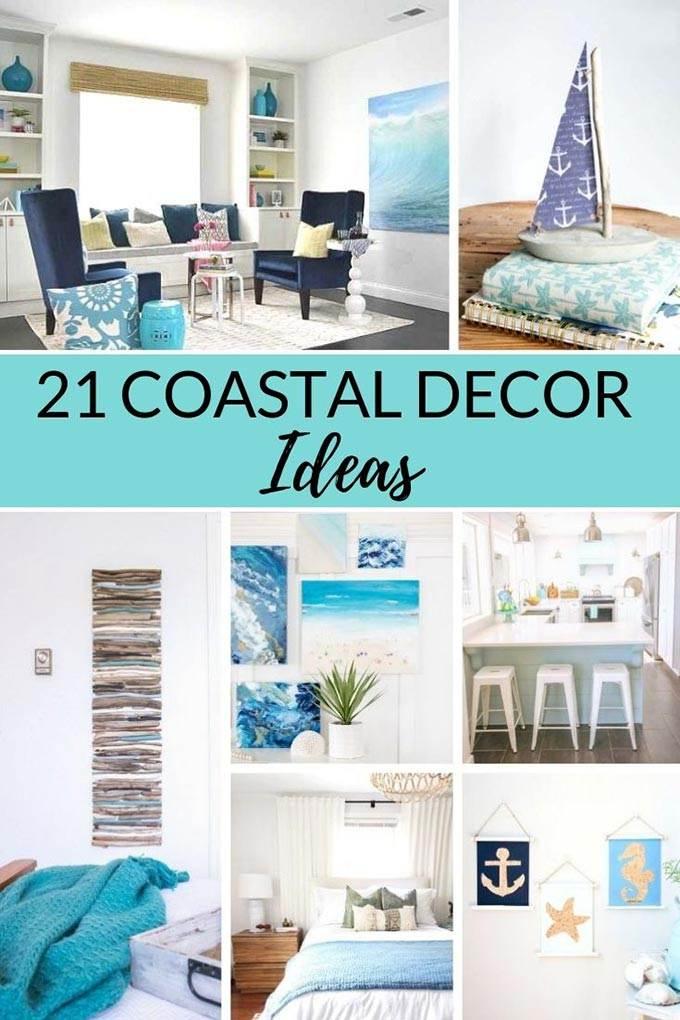 Elegant Coastal Decor Ideas - Coastal Wandering