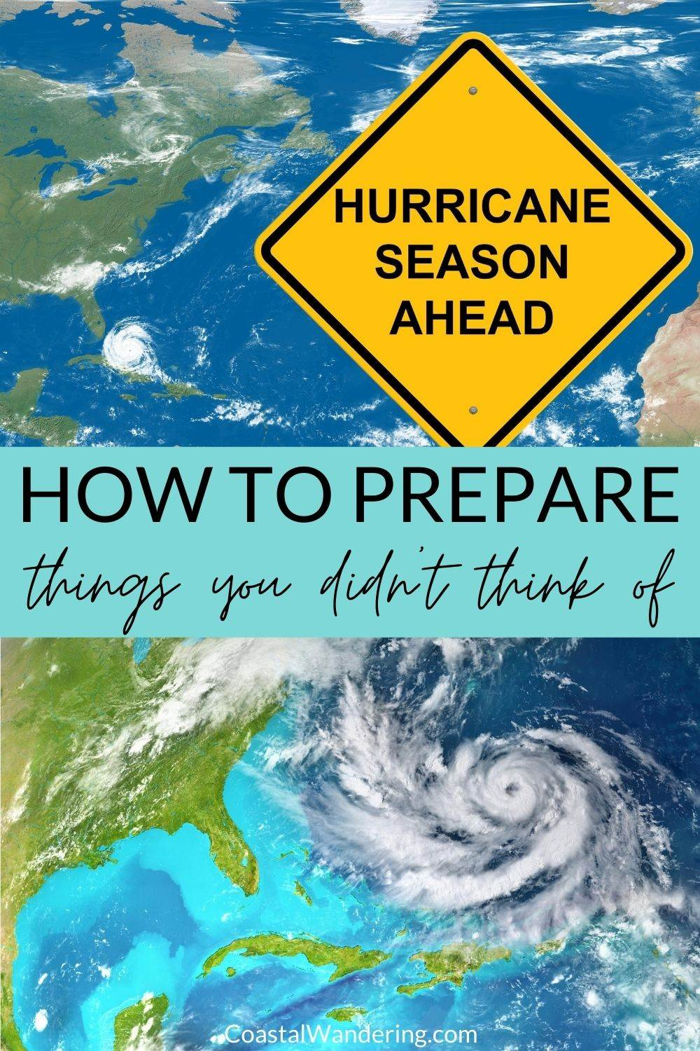 Hurricane Prep: Things You Didn\'t Think Of