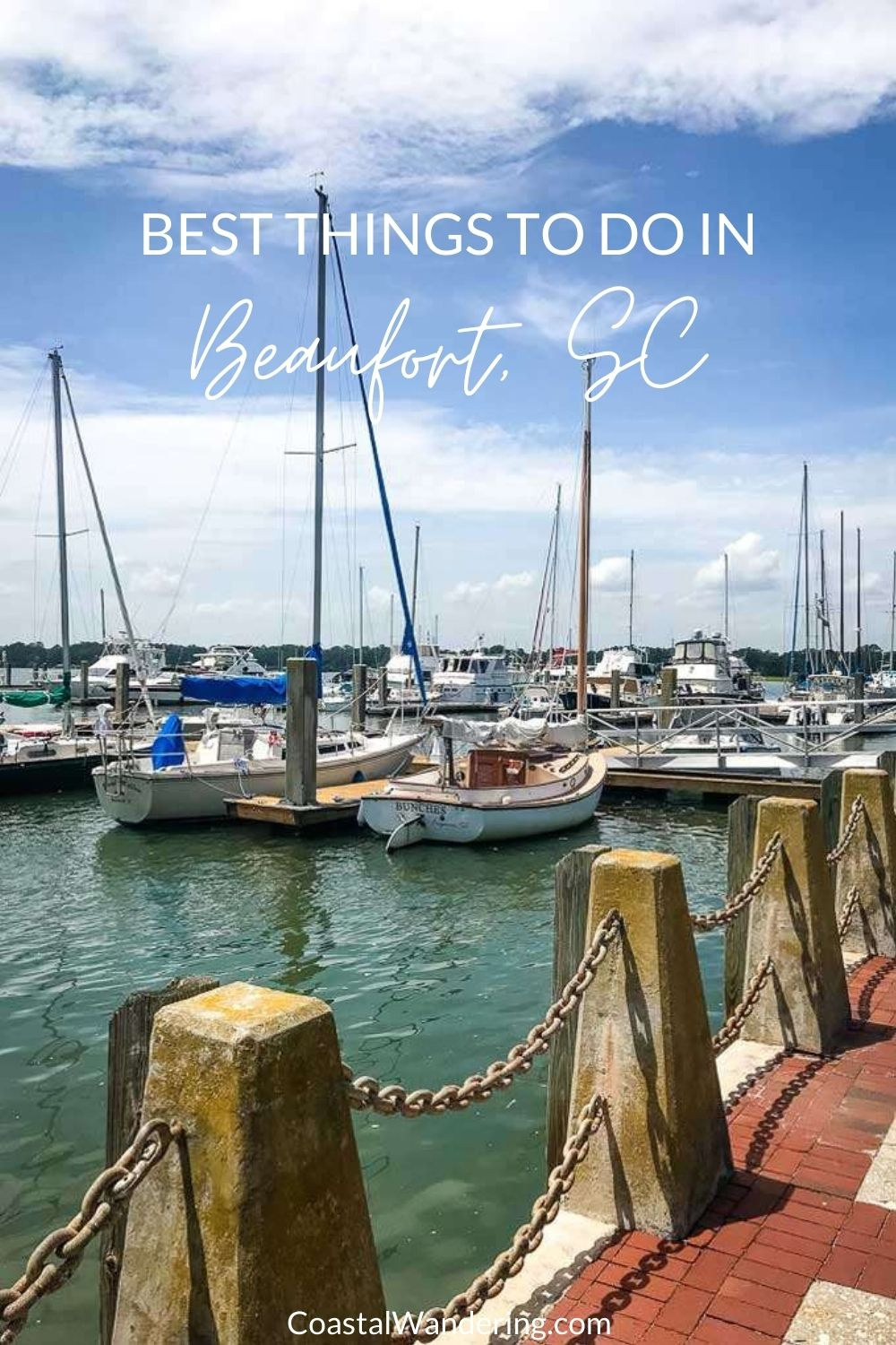 Best things to do Beaufort, SC