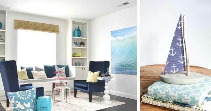 Elegant Coastal Decor Ideas Sitting Room - Coastal Wandering