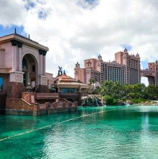 Atlantis Bahamas resort on Paradise Island - Coastal Wandering