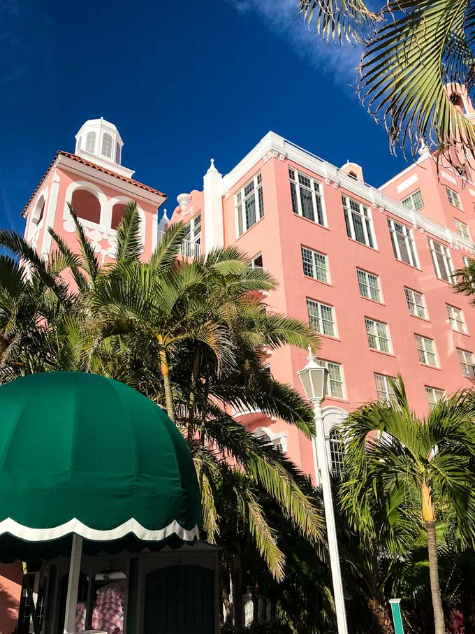 Don CeSar in St Pete Beach - Coastal Wandering
