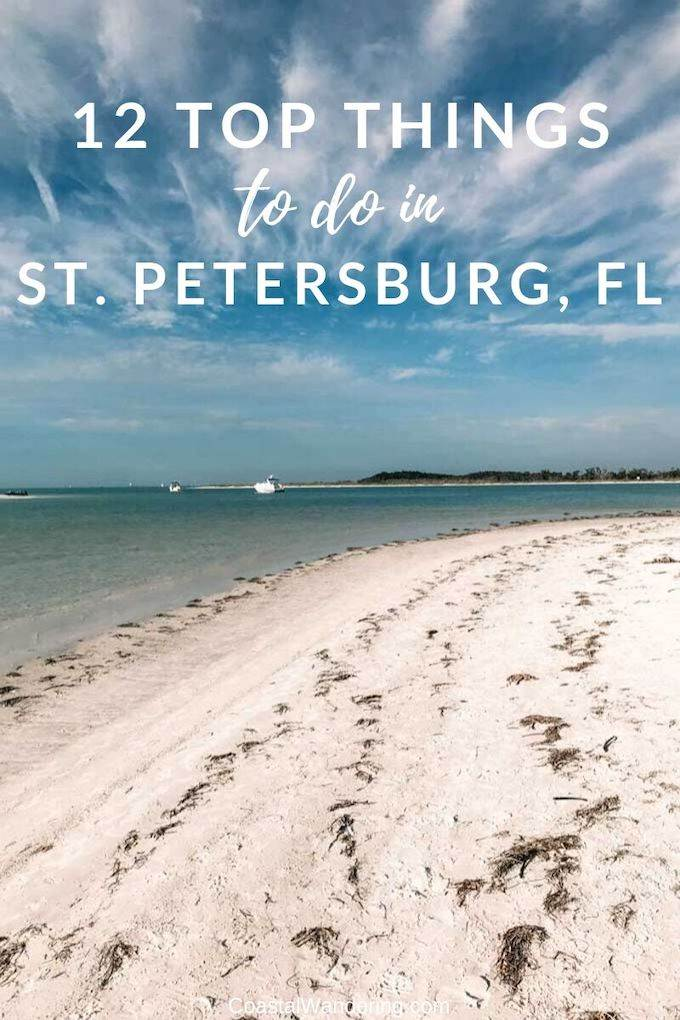 Things To Do In St Petersburg Florida - Coastal Wandering