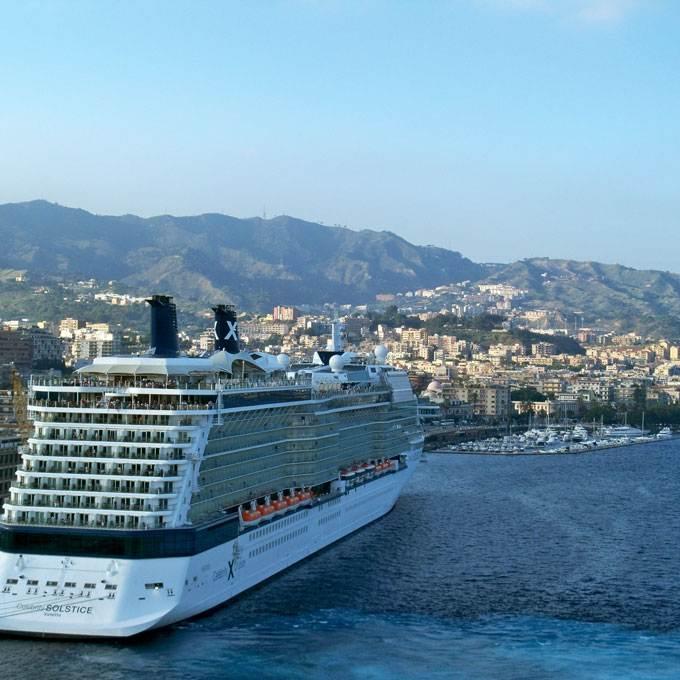 European cruise Sicily Italy - Coastal Wandering