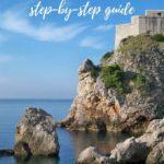 how to plan a European cruise, a step-by-step guide