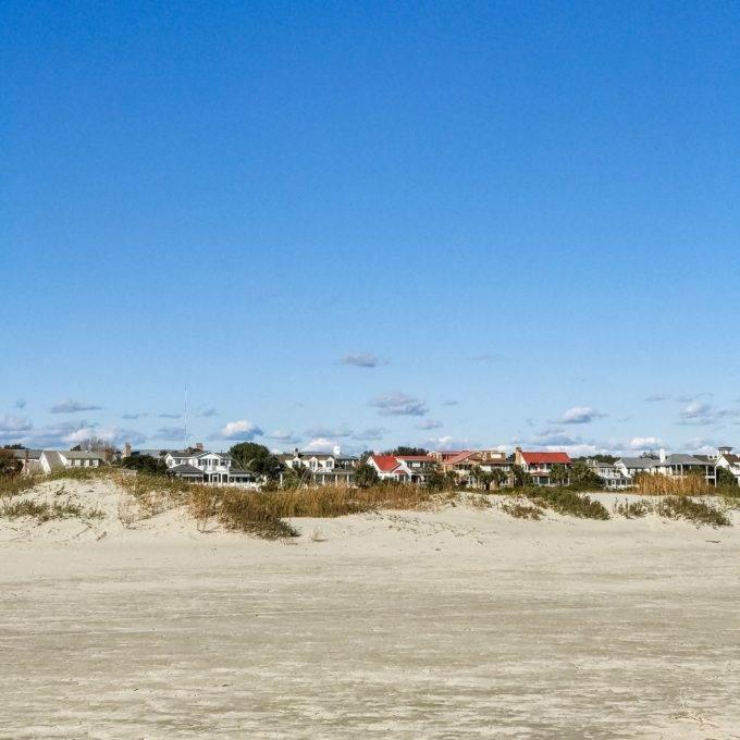 Charleston SC Sullivans Island beach houses - Coastal Wandering