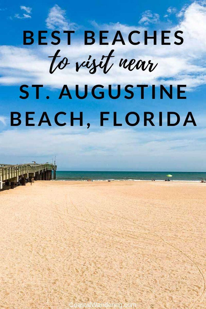 Best Beaches near St. Augustine Beach, Florida