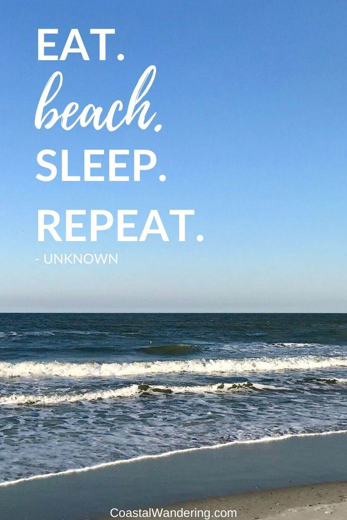 eat beach sleep repeat-coastal wandering