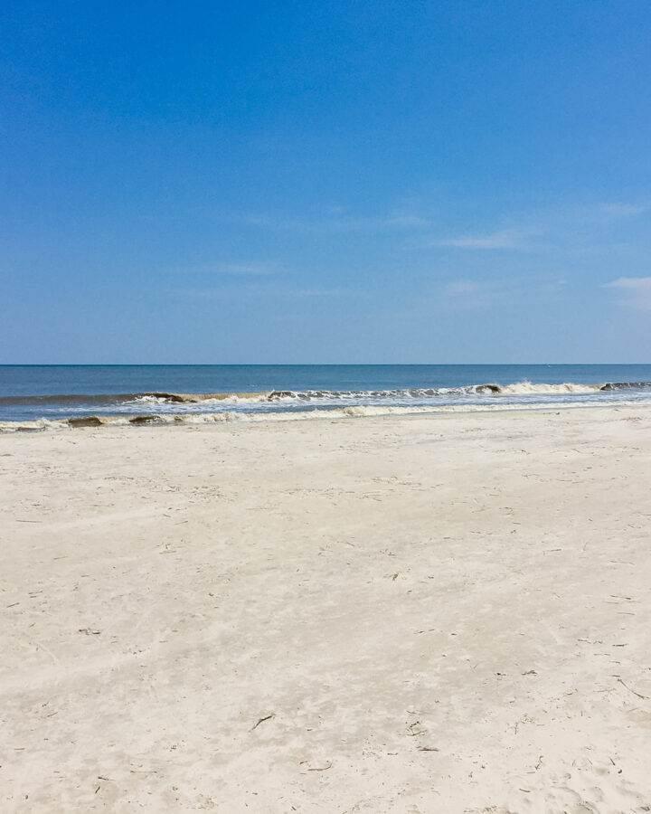 Jekyll Island Beach, Georgia
