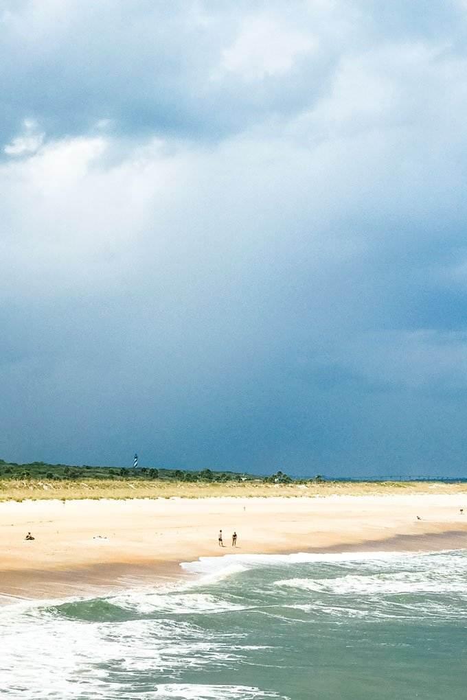 Saint Augustine Beach, Florida lighthouse - Coastal Wandering