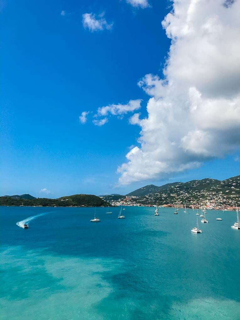 Charlotte Amalie Harbor, St. Thomas, US Virgin Islands