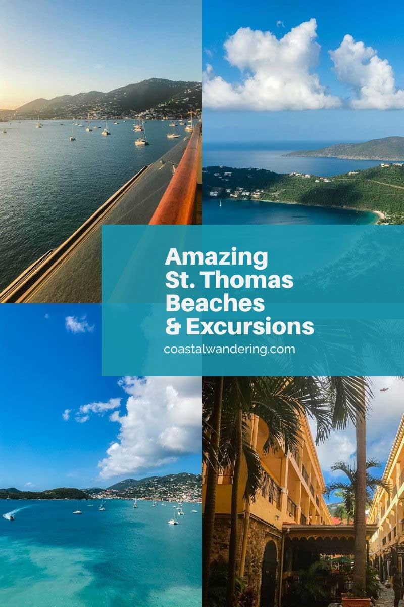 Amazing St. Thomas Beaches and Excursions in the Virgin Islands