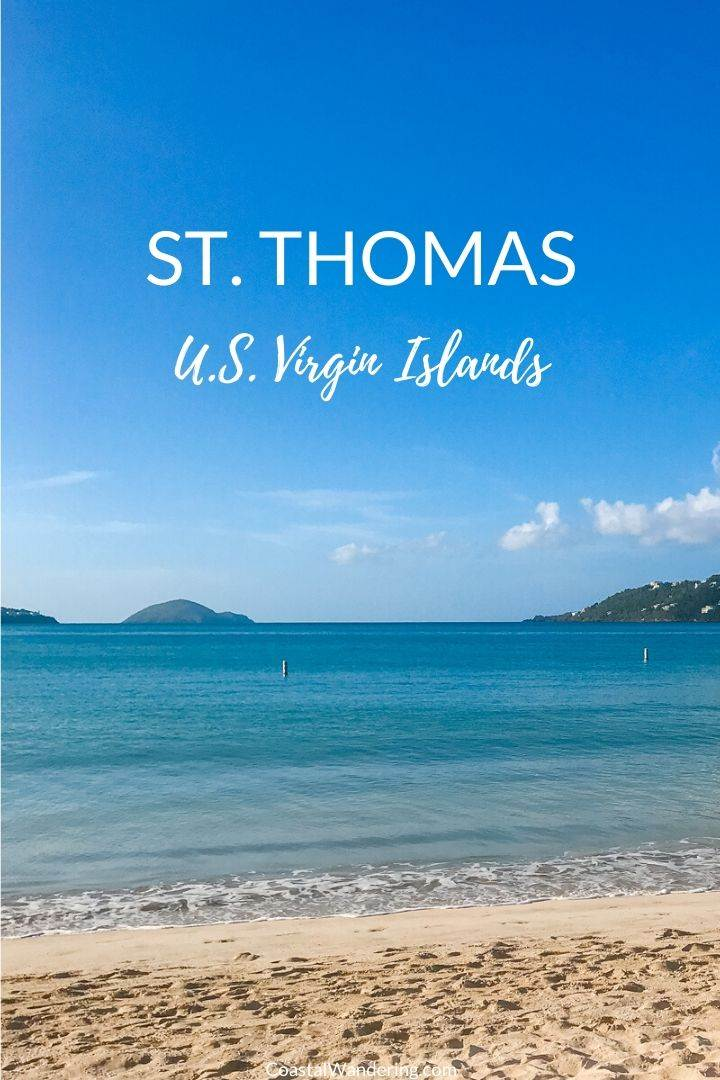 St. Thomas U.S. Virgin Islands - Coastal Wandering