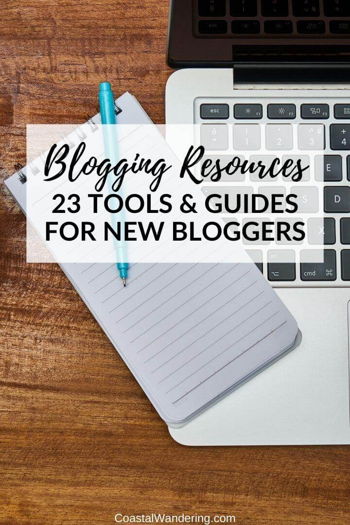 blogging resources for new bloggers coastal wandering