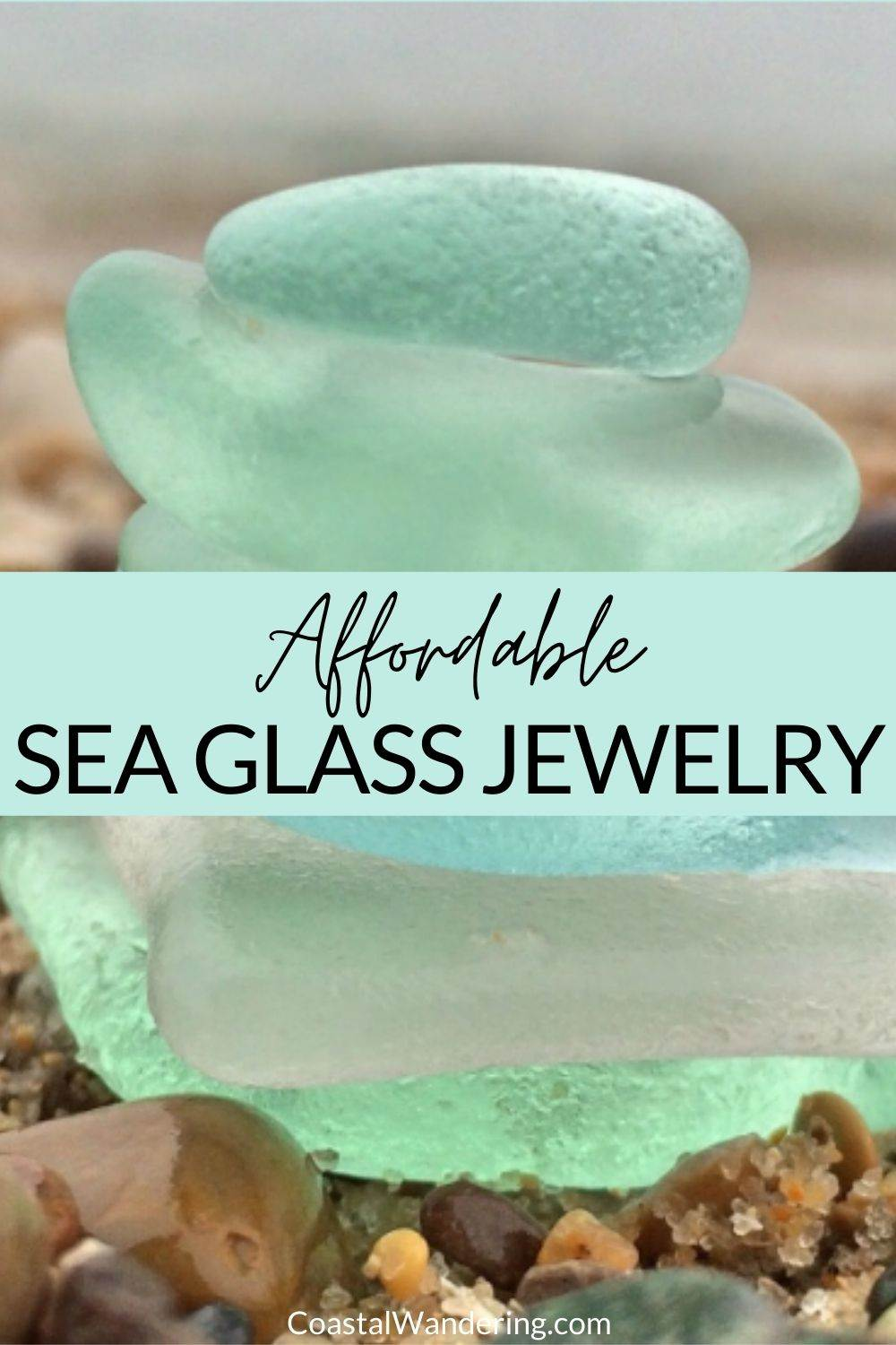 10 Amazing Sea Glass Jewelry Gift Ideas (That Are Affordable!)