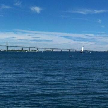 Newport, RI bridge