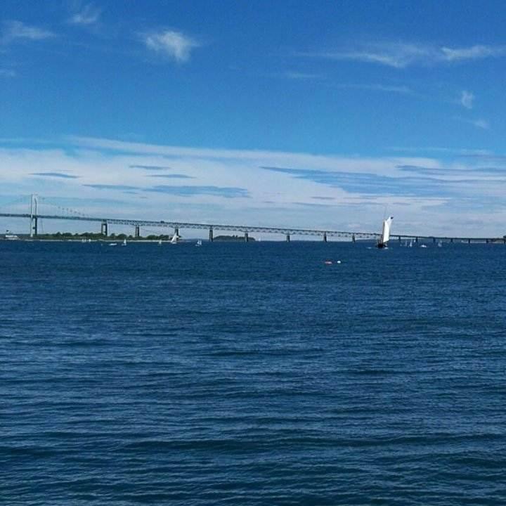 Newport, RI bridge