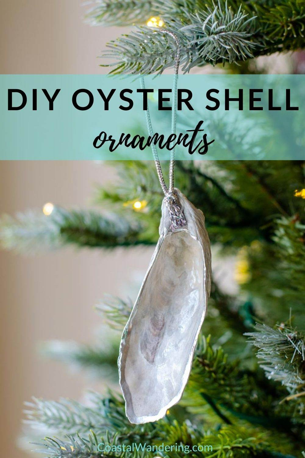 How To Make Oyster Shell Ornaments