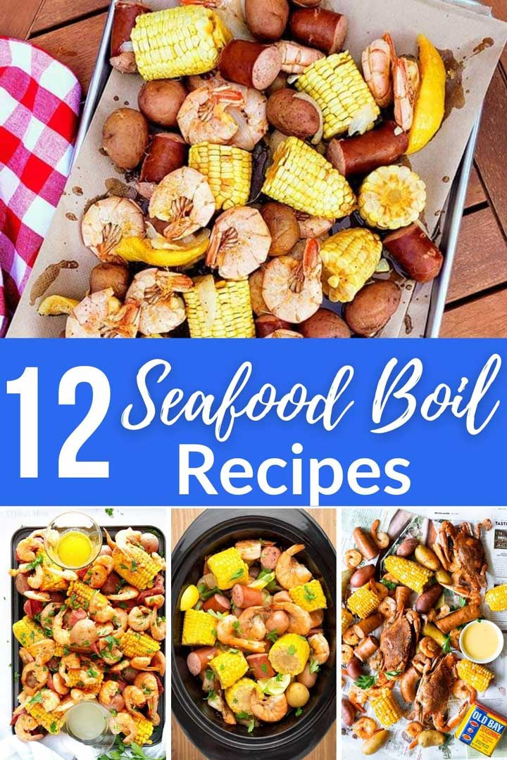 12 Seafood Boil Recipes