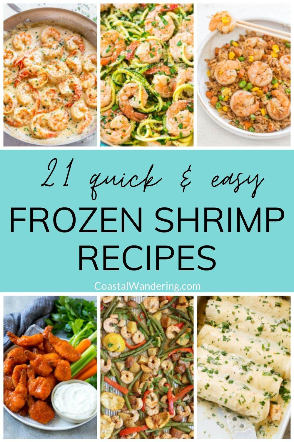21 Easy Frozen Shrimp Recipes For The Best Quick Dinners