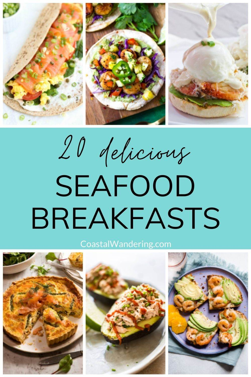 20 Easy Seafood Breakfast Recipes