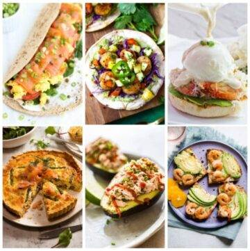 Seafood breakfast recipes