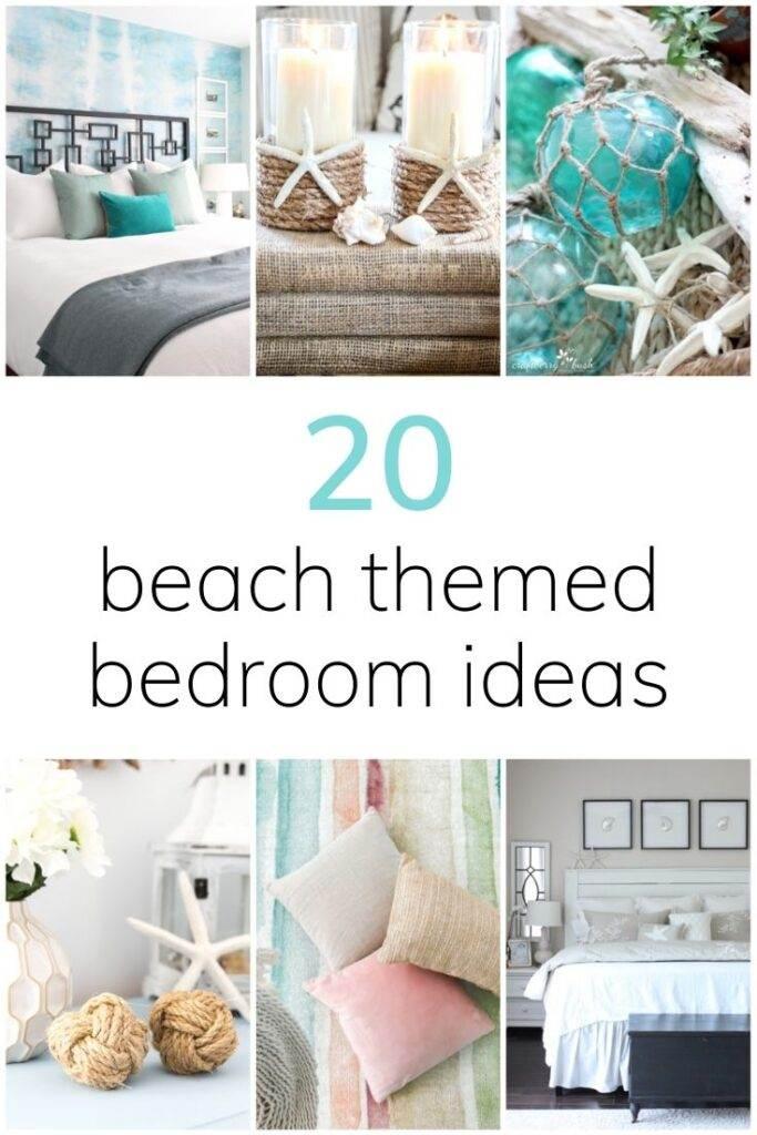 20 beach themed bedroom ideas coastal wandering