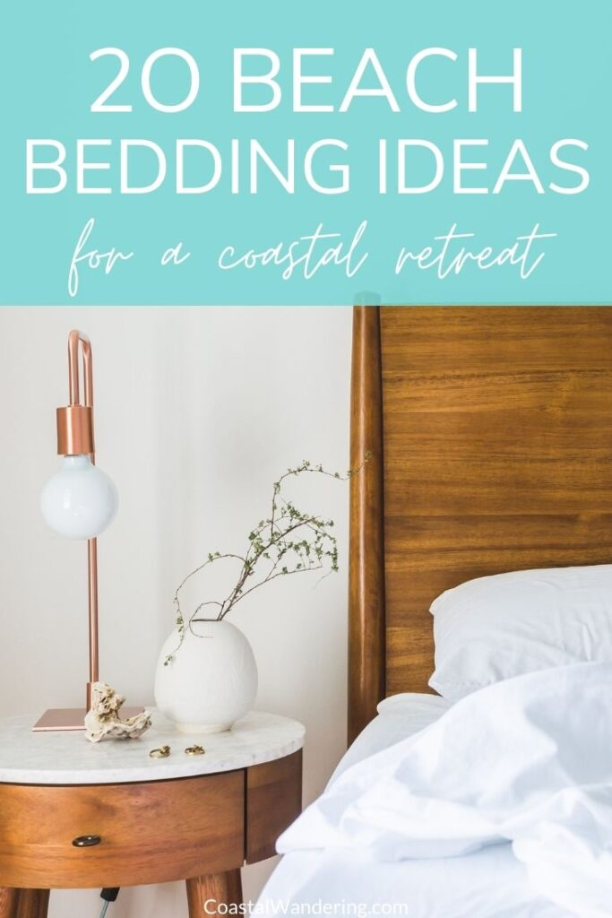 20 beach bedding ideas for a coastal retreat